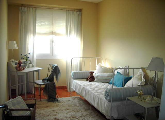 dormitorio secundario-villa-romana-almeria