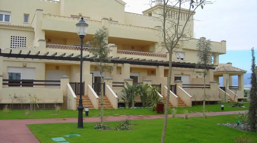 urbanizacion Villa romana golf almeria