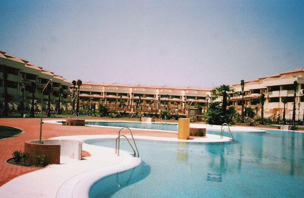 villa-romana-almeria-piscina