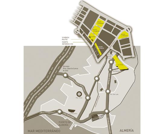 RESIDENCIAL ARIES localizacion